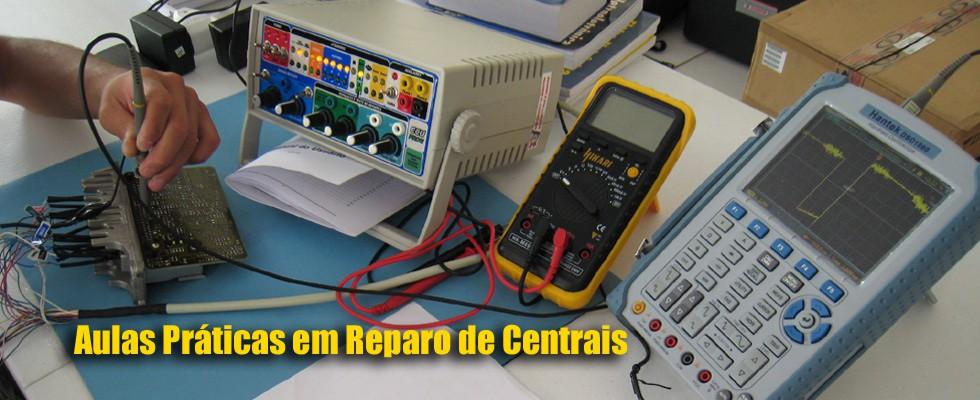Curso de Reparo avançado em centrais de injeção eletrônica (ECU)