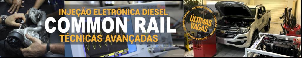 Turma 17 e 18/08 – DIESEL Common Rail: Técnicas Avançadas